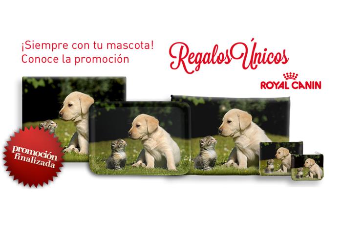 Regalos únicos Royal Canin con Portage