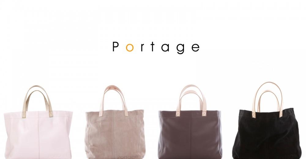 Bolsos únicos con Portage
