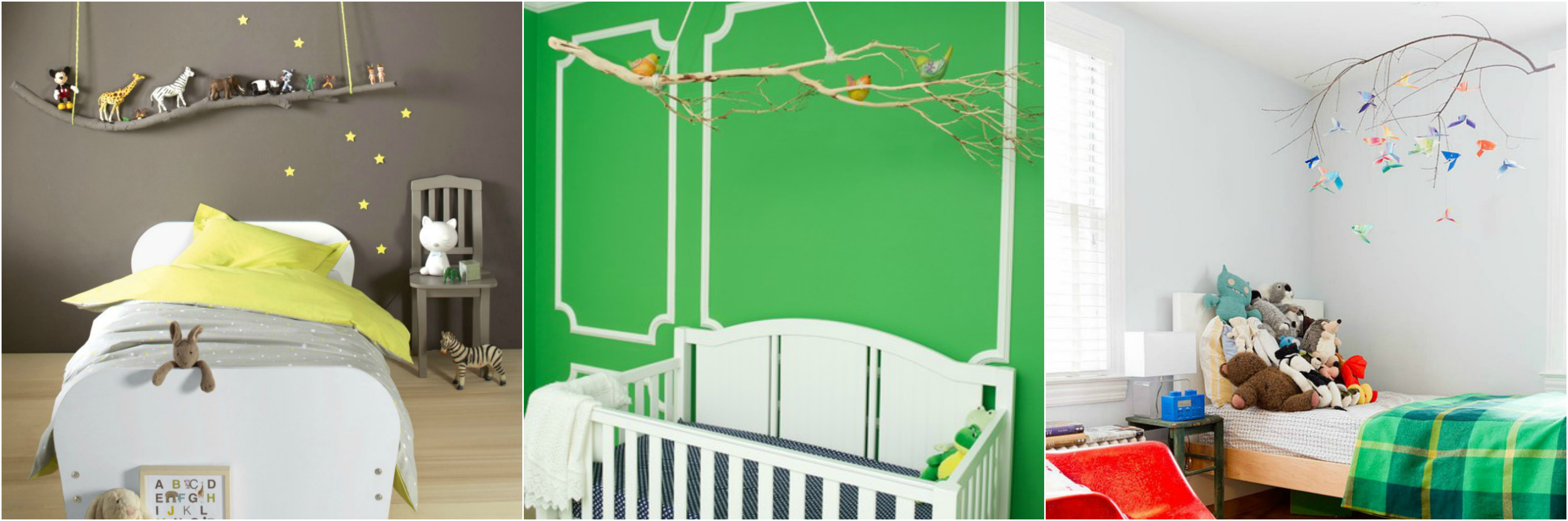 ideas DIY decoracion niños