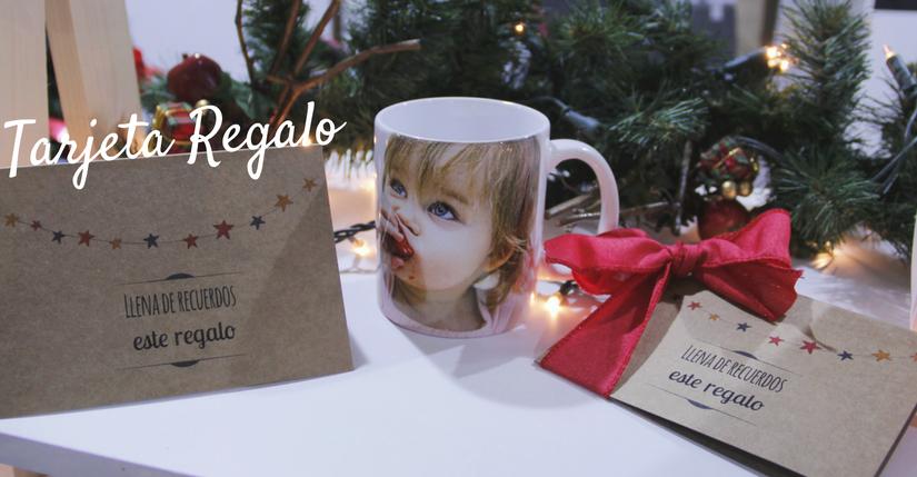 Regalos originales de navidad: Tarjeta Regalo Portage
