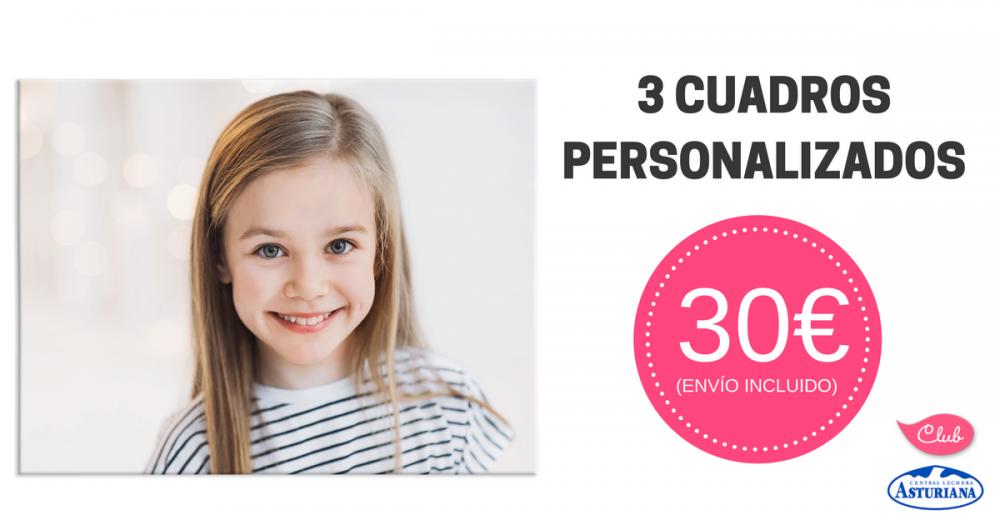Nueva oferta de cuadros personalizados en el Club Central Lechera Asturiana